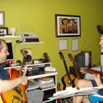 Em casa com Ricardo Vogt, 2009
