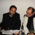 Com Phil DeGreg, 2008
