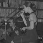 Com Maggie Green no Abbey Road, 2004