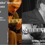 Divulgação Show Solo Jazz na sala Funarte Sidney Miller, no RJ, 2009